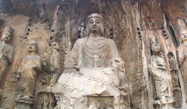 龍門石窟の画像 p1_21