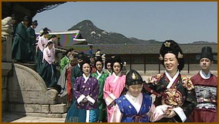 韓国ドラマ『王と妃』 - BSフジ